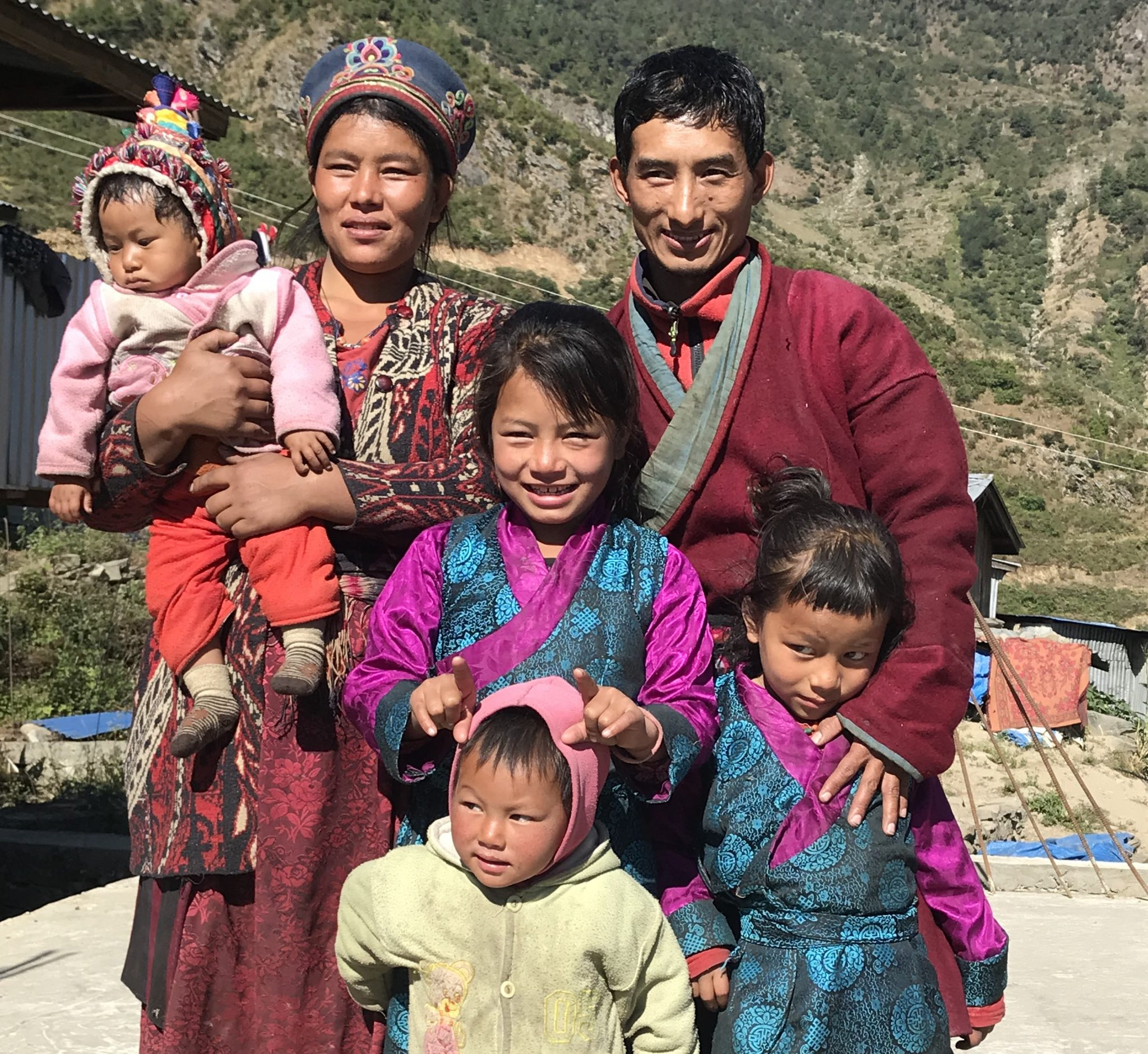Help Rebuild an Ethnic Village in Himalayas