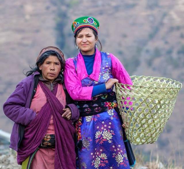 Video Shots of Gre Village, Nepal