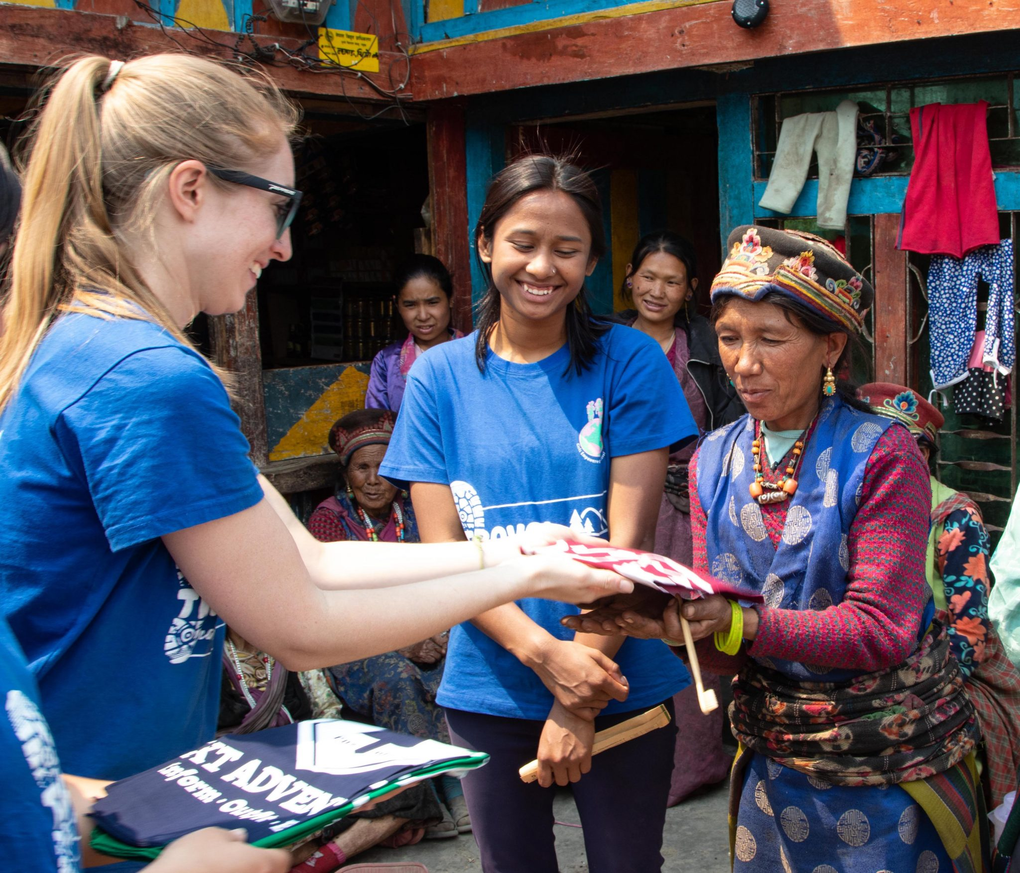 Nepal: Volunteer in Ethnic Village + Hike, May 5-17,2020 OR REQUEST YOUR OWN DATES